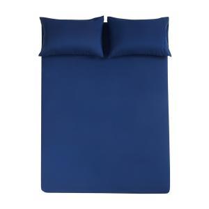 China Plain Color Design Bedding Comforter Sets , Brushed Cotton Modern Bedroom Sets on sale