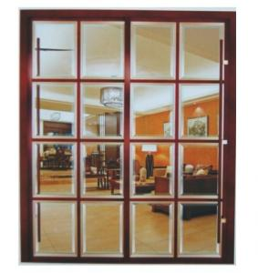 Heavy Duty Partition Sliding Doors For Bedroom Office Custom Glass