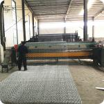 2x1x1m gabion cages, pvc coated gabion box , gabion wire mesh box