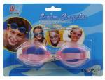 gafas de la natación