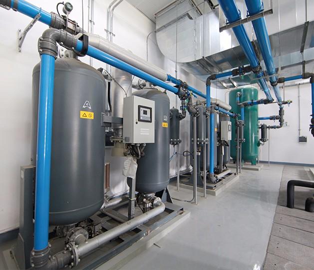 compressor aluminum air pipe 60mm
