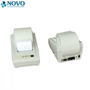China Ribbon Belt Thermal Label Printer , Thermal Address Label Printer Easy Operation on sale
