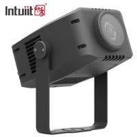 China Wireless DMX Control 100W LED Zoom Exterior Gobo Ripple Projector on sale