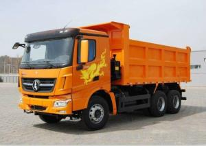 China BEIBEN Brand V3 Series 2638KZ 6x4 Dump Truck With Euro 3 EGR 380HP on sale