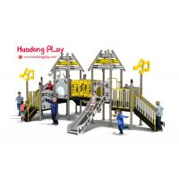 Customerized Size Hdpe Playground Musical Series Simple Design With Different Playing