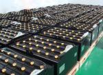 Bateria da tração para a empilhadeira elétrica, 48V 480Ah/5hrs, bateria 48V 480Ah/5hr da empilhadeira