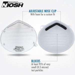 China Antiviral N95 Face Mask Disposable Respirator Medical Face Mask N95 on sale