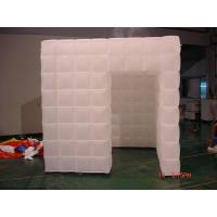 2014 China inflatable cube tent