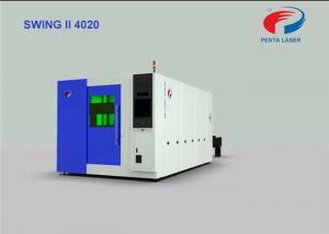 China Good Performance Professional Sheet Metal CNC Fiber Laser Cutting Machine on sale
