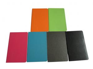 """China 3.5"""" x 5.5"""" Color PU cover Mini Journal for daily writing and note taking on sale"""