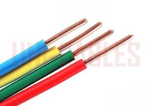 China 6491X 3 X Overall Diameter PVC Electrical Cable BS EN 50525-2-31 3 Copper Wire For Building Wiring on sale