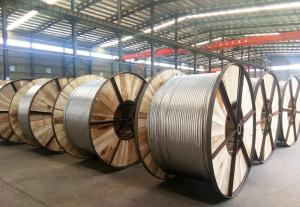 China 2 Core ACAR Wire / Flexible Overhead Line Conductor Corrosion Resistance on sale