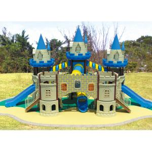 China Commercial Outdoor Adventure Playground Equipments for Children HA-09101 on sale