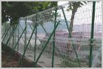Загородка спортивной площадки