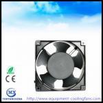 AC110V 120V 220V 240V 380V Equipment Cooling Fans 4.7 Inch metal industry exhaust fan