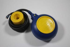 China Plastique liquide IP68 de pompe de commutateur de flotteur de régulateur de niveau de GNBER RY-M15-3 on sale