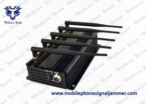 China 5W Powerful Wifi Signal Jammer External Omni Directional Antennas CE Approved on sale