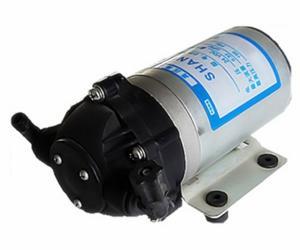 China DP mini DC diaphragm pump self priming circulating booster pump on sale