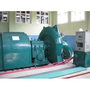 China francis turbine / francis turbine generator set/ horizontal francis/ vertical francis on sale