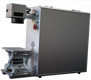 China High Speed 20w Fiber Laser Engraving Equipment For Metal Medical Instruments on sale