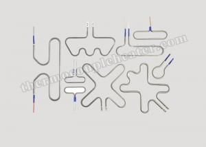 China Flexible Hot Runner Manifold Tubular Heater For Injection Molding Machine on sale