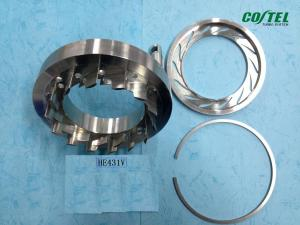 China HE431V HOLSET VGT Turbocharger Nozzle Ring Cummins Bus / Truck 4045934 4955462 on sale