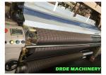 ポリエステル生地の編むことのための二重ノズル4色のウォーター ジェットの織機の編む機械