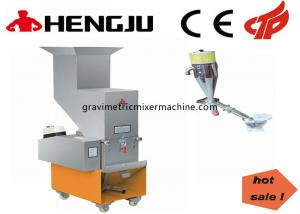 China Waste Plastic Crusher 80 - 100 KG / Hr?, High Strength Recycling Plastic Crusher on sale