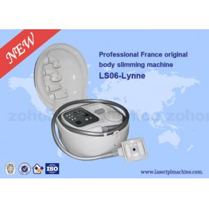 China LPG White Facial Massage sound Fat Burning Machine From France on sale