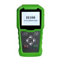 OBDSTAR H100 Ford / Mazda Heavy Duty Truck Diagnostic Scanner Auto Key Programmer