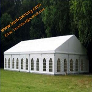 China Prefab PVC Marquee Anti-uv Aluminum Tents for Outdoor Party Event Exhibition on sale