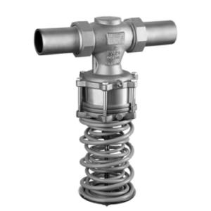 China Integrated Pressure Reducing Valve Safety Shut Off Valve DN 15 - DN 50 Valve Size on sale