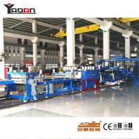 China PVC PET Corrugated Wave Roof Tile Sheet Extrusion Machine (Width: 850-1050mm) on sale