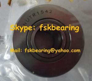 China Sealed Needle Roller Bearings with Washers Chrome Steel / Carbon Steel on sale