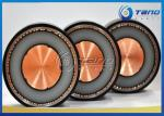 10kV Copper Conductor XLPE insulation MV Power Cable Without Armour