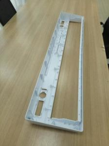 China Molding Plastic Parts Electronic Organ Upper House Three - Plate Injection Mold Components on sale