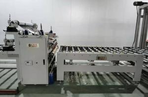 China 1.5KW 2m/Min Spot Uv Printing Varnish Coating Machine PVC Conveyor on sale