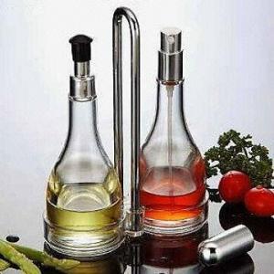 China Mini Oil Bottle and Vinegar Sprayer Set on sale