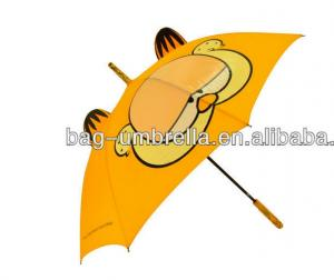 China Cartoon Umbrella with Animal Ears And Face on sale
