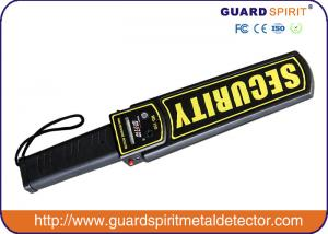 China Police Handheld Security Body Scanner Checking Weapons And Guns on sale