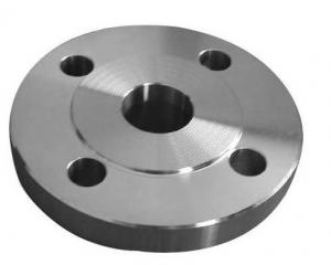 China A182 F316L PL RF Class 150 Stainless Steel Pipe Flange CNC Machined on sale