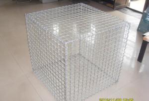 China 2016 Hot sale Galvanized Hexagonal Gabion Box / Welded Gabion Box on sale