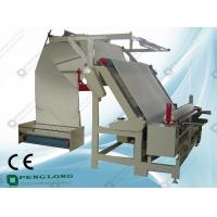 Inspection Machine for Tubular fabric with both inverters and motors