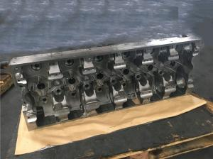 China ISX15 Diesel Engine Cylinder Head Casting Iron Material For Excavator Part 4962731 on sale