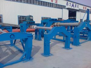 China New!!! Horizontal Concrete Pipe Machine for the Water Well Tube on sale