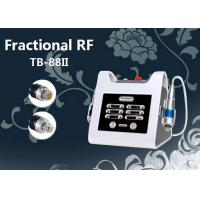 Salon Microneedling Fractional Radiofrequency Machine For Face Lifting Wrinkle Removal