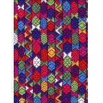 remiendo e insignia bordados cinta