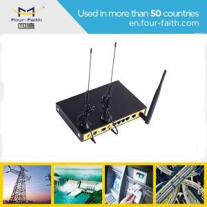 China Routeur cellulaire de modem de Dual Sim 3G de routeur de failover de routeur de carte de Dual Sim d'équilibre de charge de F3B32 Wifi 3g pour l'atmosphère, flux vidéo on sale