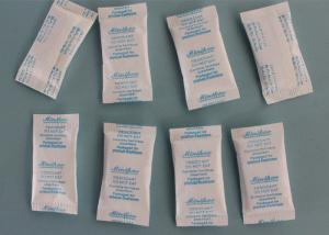 China Moisture Absorber Dry Packs Silica Gel Desiccant Food Grade Non - Toxic on sale