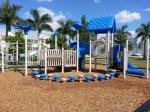 Different Color Residential Playground Equipment Unique Outdoor Play Equipment For Schools